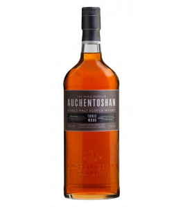 Auchentoshan Three Wood Single Lowland Whisky