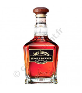 Jack Daniel's Single Barrel Tennessee Whiskey