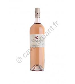 Château Les Valentines Rosé Magnum Côtes de Provence 2013