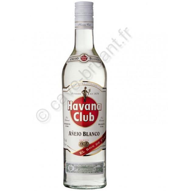 Havana Club Anejo blanco rhum