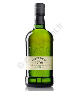 Tobermory 10 ans Whisky Single Malt Mull