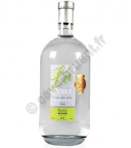 Eau de vie de poire d'Olivet avec fruit 140 CL