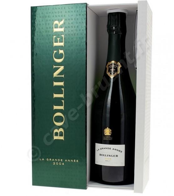 """Bollinger """"La Grande Année 2004"""" Champagne"""