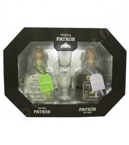 Tequila Coffret Patron Silver + XO Cafe