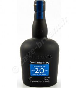 Dictador Solera 20 ans Destillery Icon Reserve rhum Colombie