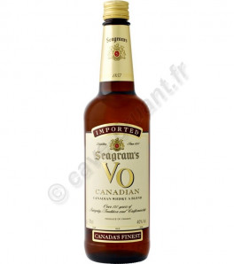 Seagram's VO Canadian Blended Whisky
