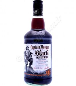 Captain Morgan Black Spiced Rhum