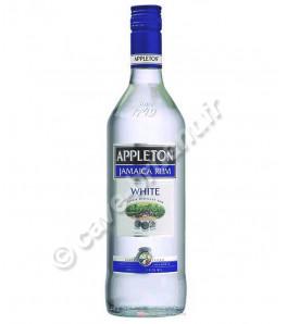 Appleton white / blanc rhum Jamaïque