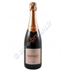 Marguet Brut Rosé Grand Cru Champagne