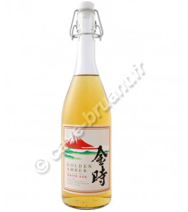 """Golden Amber"" Hayashi Honten Junmai Koshu"