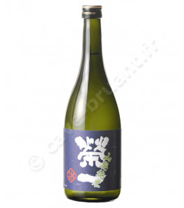 "Saké ""Black Samurai"" Hayashi Honten Yamahai Junmai"