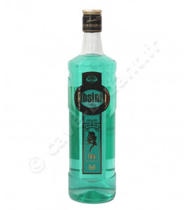 Absinth Czech Green Tree Fairy