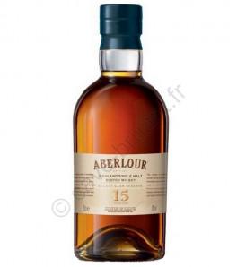 Aberlour 15ans Select Cask Reserve