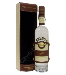 Beluga Allure Vodka Russe