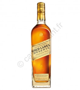 Johnnie Walker Gold Label 18 ans whisky