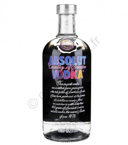 Absolut Andy Warhol Limited Edition