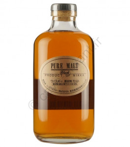 Nikka Black Pur Malt Whisky Japon
