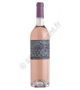 Les Valentines Cuvée Caprice de Clémentine Rosé Côtes de Provence