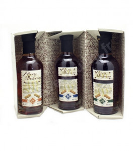 Malecon Rhum Coffret 3x20 cl Panama