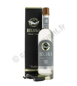 Beluga Gold Line Noble Russian Vodka Etui