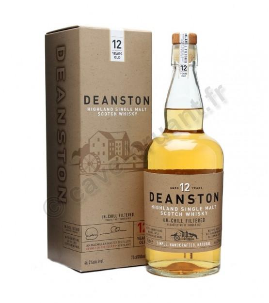 Deanston 12 ans Highland Single Malt Whisky