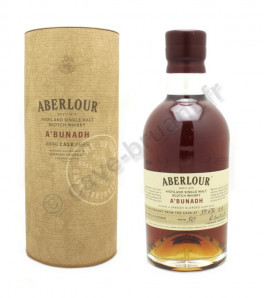 Aberlour A'Bunadh Highland Single Malt 59.6% Batch 50 Etui
