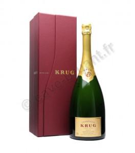 Coffret Krug Grande Cuvée Champagne Magnum