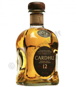 Cardhu 12 ans Single Speyside malt