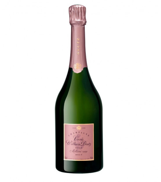 "Deutz ""Cuvée William Deutz Brut Rosé 1999"" Champagne"