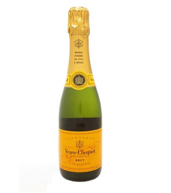 Veuve Clicquot Carte Jaune Champagne Demie bouteille