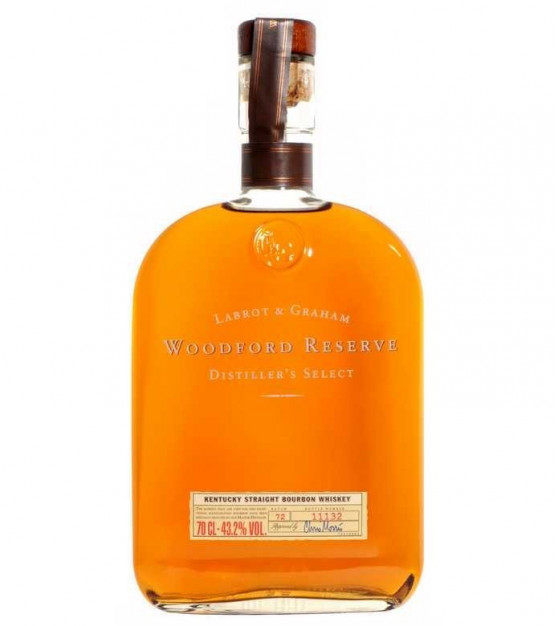 Woodford Reserve bourbon Kentucky whiskey