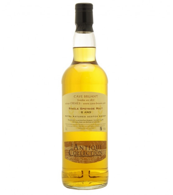 Speyside 8 ans sélection Cave Bruant whisky single speyside