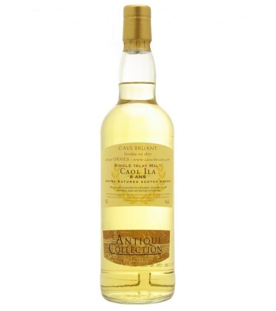 Caol Ila 8 ans whisky single islay Sélection Cave Bruant
