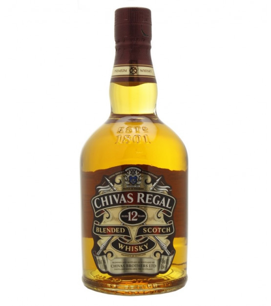 Chivas Regal 12 ans scotch whisky blended