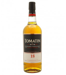 Tomatin 18 ans Single Highland Malt Whisky