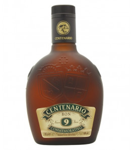 Ron Centenario Conmemorativo Reserva Costa Rica 9 ans