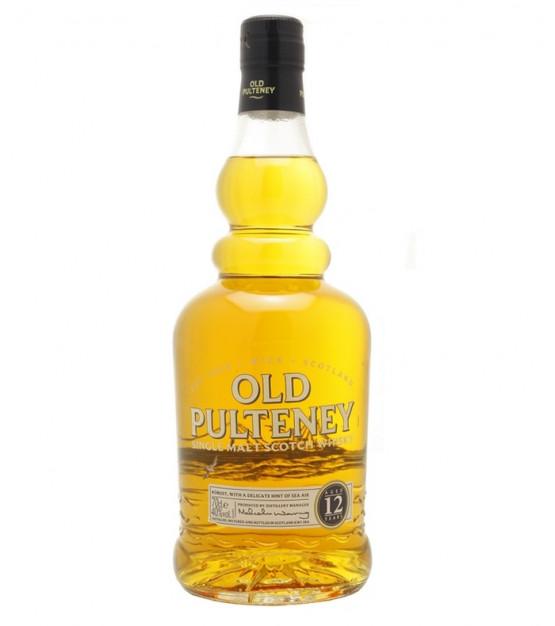 Old Pulteney whisky single Highlands