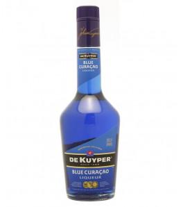 Blue Curaçao De Kuyper liqueur