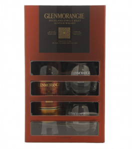 Coffret Revelation Glenmorangie Lasanta Sherry finish