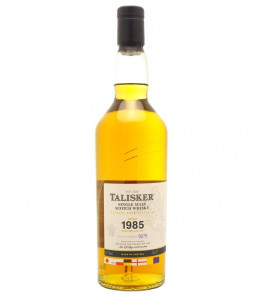 Whisky Talisker 1985 Rare 28 ans Skye Single Malt