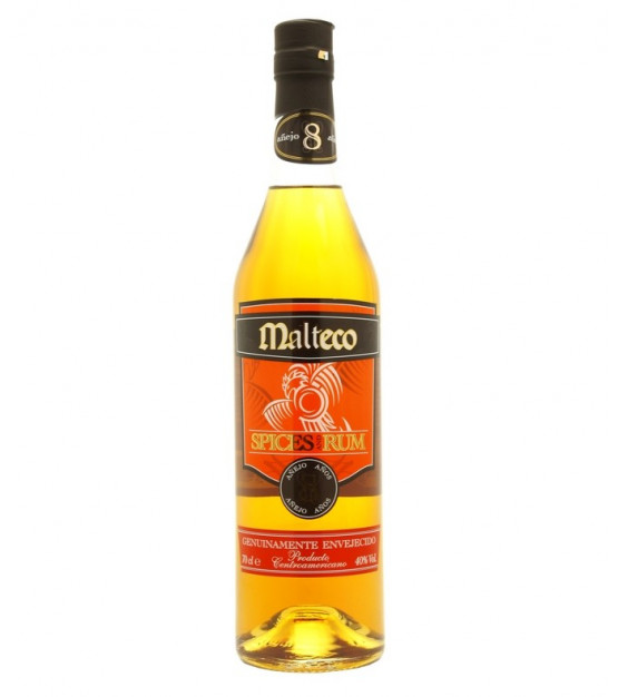 Malteco Spices 8 ans Rhum Guatemala