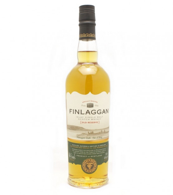 Finlaggan Old Reserve whisky single malt islay