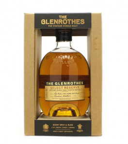 The Glenrothes Select Reserve Speyside Single Malt Whisky