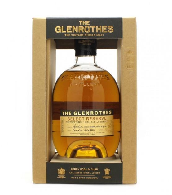 The Glenrothes Select Reserve Speyside Single Malt Whisky
