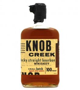 Knob Creek 9 ans whisky Bourbon