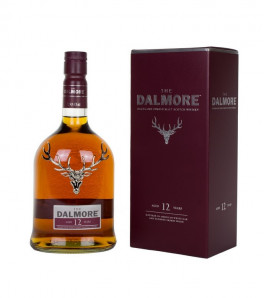 Dalmore 12 ans whisky single highland Etui