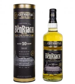 Benriach Curiositas 10 ans Speyside Single Malt Etui