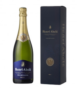 "Henri Abelé ""Brut Traditionnel"" Champagne"