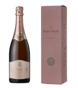 """Henri Abelé """"Brut Traditionnel Rosé"""" Champagne"""