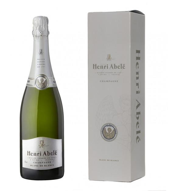 """Henri Abelé """"Blanc de Blancs"""" Champagne"""